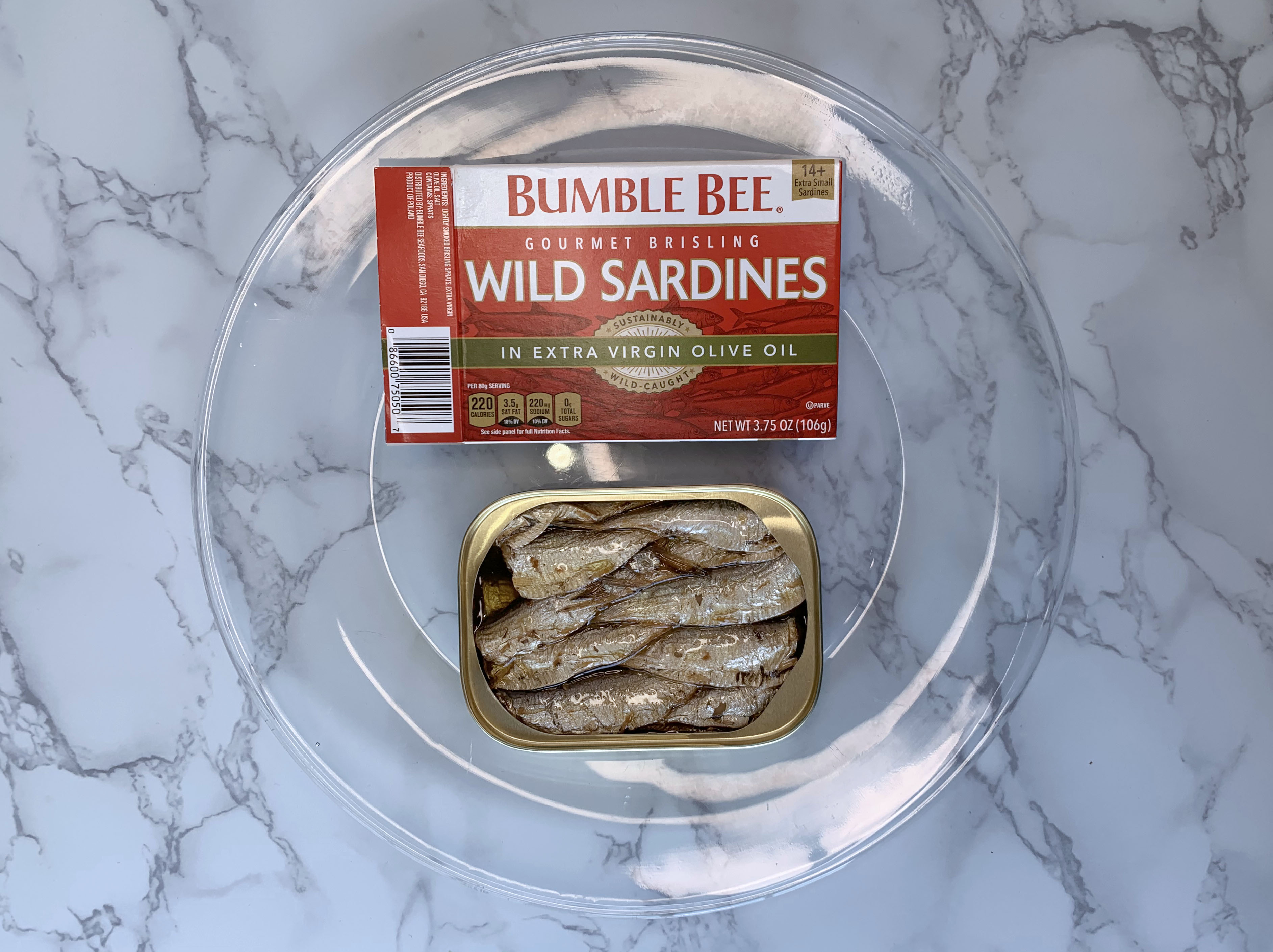Read Bumble Bee Wild Sardines in Extra Virgin Olive Oil Review